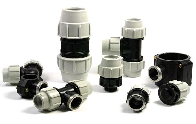 Raccordi irrigazione in plastica mondi impianti for Tipi di tubi idraulici in plastica